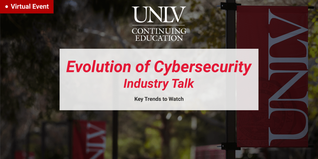 evolution of cybersecurity industry talk